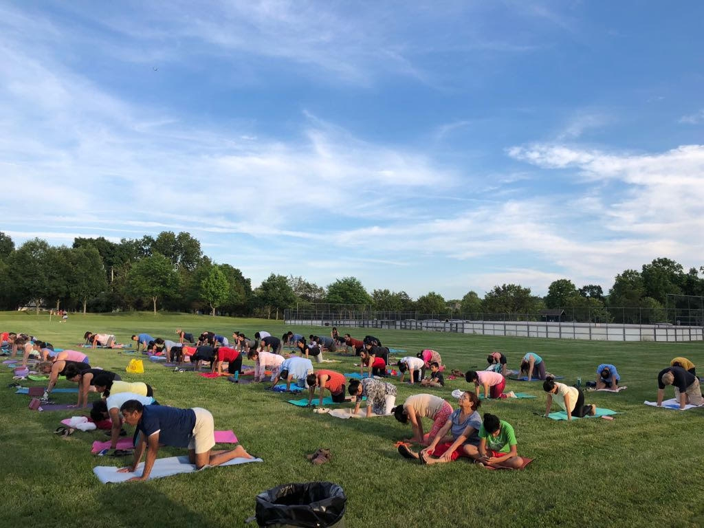 International Yoga Day 2018 View Pictures Here